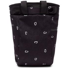 Black Diamond Gym Chalk Bag M/L, zwart